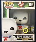 Glow Stay Puft Marshmallow Man - #109 - Ghostbusters SDCC Exclusive - Funko Pop
