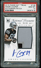 2015 National Treasures Amari Cooper RPA 93 99 PSA 10 RC #126 Rookie Patch Auto