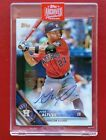 2019 Topps Archives Jose Altuve Auto # 15 (Astros Autograph 2016 Topps Series 1)