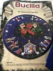 Bucilla 1991 Nativity 43 Round Tree Skirt Kit 82720 Finish Me