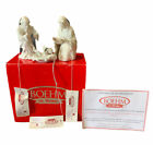 BOEHM AT HOME Christmas Nativity The Greatest Gift Set of 3 Ornaments