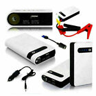 12v 20000mah Portable Car Jump Starter Booster Jumper Power Bank Battery Charger