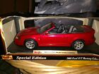 Maisto 2003 Ford SVT Mustang Cobra 118 Scale Diecast Model Car Red damaged Box
