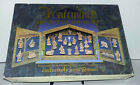 Vtg ITALY 1993 Fontanini Christmas Advent Calendar Nativity Wood Stable by ROMAN