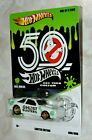 HOT WHEELS CUSTOMS 92 FORD MUSTANG GHOST BUSTERS EDITION REAL RIDERS