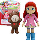 Rainbow Ruby Doll Ruby and Choco Toy Action Figurine