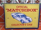 Vintage Matchbox lesney Etc33 cars and trucks in Original 1960s Collector case