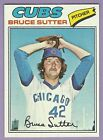 Bruce Sutter Cards, Rookie Card and Autographed Memorabilia Guide 19