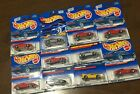HOT WHEELS 164 FERRARI LOT OF 10 DIE CAST CARS