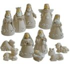 ENESCO REASON TO REJOICE NATIVITY 4055541 12 PC GREGG  NEW  FREE SHIPPING