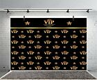 Leyiyi 8x6ft Photography Background VIP Red Carpet Event Backdrop Happy Birth