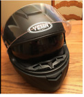 Motorcycle Full Face Helmet DOT Approved YEMA YM 831 Motorbike Moped Street Bi