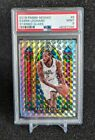 2019 Panini Mosaic KAWHI LEONARD Stained Glass Prizm PSA 9 Mint Condition