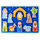 Piece on Earth Nativity Childrens Puzzle