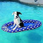 Inflatable Dog Pool Float Floating Raft for Adult Dogs and Puppies