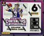 2020 PANINI CONTENDERS DRAFT PICKS FOOTBALL FACTORY SEALED HOBBY BOX 6 AUTOS