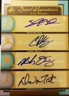 Micah OWINGS Kyle BLANKS Casey KELLY TATE 2012 SP Signature Edition Quad AUTO RC