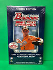 2012 BOWMAN DRAFT PICKS & PROSPECTS SEALED HOBBY BOX (24) PACKS PER BOX