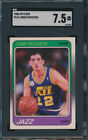 John Stockton Rookie Cards and Autographed Memorabilia Guide 25