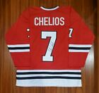 Chris Chelios Rookie Cards and Autograph Memorabilia Buying Guide 42