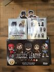 Funko DC Mystery Minis Justice League Movie - Case of 12