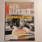 The New Republic Magazine 1999 October Learning Curve Education Reform NR
