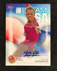2021 Topps US Olympics & Paralympics Team Hopefuls Trading Cards 20