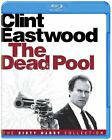 The Dead Pool Dirty Harry 5 Clint Eastwood Blu ray F S w Tracking Japan New
