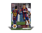 2020-21 Topps Now UEFA Champions League Soccer Cards Checklist 6