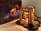 Fontanini Christmas KINGS PURPLE TENT for lighted Nativity 5 w orig Box  Foam