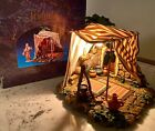 Fontanini Roman KINGS GOLD TENT1997 for Christmas Nativity With Box