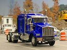 1 64 DCP BLUE KENWORTH T800 W 72 SLEEPER