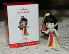 Hallmark 2016 Mulan Precious Moments Disney Limited Edition Christmas Ornament
