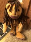 Marley Dredlion 9in Baby Boyds brown plush Lion with Tag 51730  Preowned