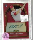 Mark Trumbo Cards and Autograph Memorabilia Buying Guide 3