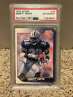 Emmitt Smith Cards, Rookie Cards Checklist and Autograph Memorabilia Guide 33