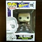 The Mummy (VAULTED) - Universal Monsters #115 VHTF Funko Pop! Vinyl Collectible
