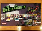 Marvel Champions LCG New Promos Complete Set Green Goblin Playmat + ALL cards
