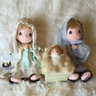 Vintage Applause Precious Moments Silent Night Nativity Set