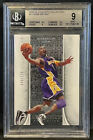 2005-06 UD Exquisite #17 KOBE BRYANT BGS 9 MINT 225 Upper Deck Card Lakers PSA