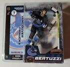 Todd Bertuzzi Fig Vancouver Canucks NHL Series 7 McFarlane Black Chase 2003 NEW