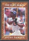 Andre Dawson Cards, Rookie Card and Autographed Memorabilia Guide 5