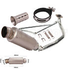 Exhaust Systems Pipe 11 1 5 Muffler For GY6 125cc 150cc Scooter DB Killer