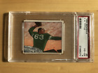 1950 Bowman #5 Y.A. Tittle Colts ROOKIE RC HOF PSA 4 - VG EX