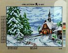 Needlepoint tapestry painted canvas Landscape16x20 10330 Collection DArt
