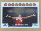 LeBron James Basketball Cards, Rookie Cards Checklist and Memorabilia Guide 13
