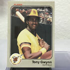 Tony Gwynn Cards and Memorabilia Guide 8
