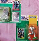 1993 AND 1994 Emmitt Smith, Kenner Starting Lineup, Dallas Cowboys new in boxes