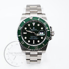 Rolex Submariner Hulk Complete Box and Papers