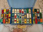 Lot of 60 Vintage Cars and Trucks 1960s 70s and 80s Lot  VC11